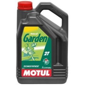 ACEITE MOTUL GARDEN 2T (5L)