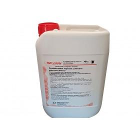 LIMPIADOR DESINFECTANTE OX-VIRIN HA 5L
