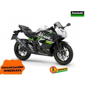 Kawasaki Ninja 125 Performance 2020