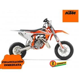 MOTO KTM 50 SX 2020 ORP