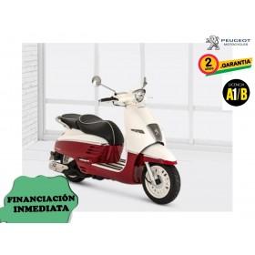 MOTO PEUGEOT DJANGO 125 2020 ROJA ORP