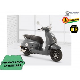 MOTO PEUGEOT DJANGO 125 2020 SPORT GRIS ORP