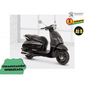 MOTO PEUGEOT DJANGO 125 2020 BLACK ORP