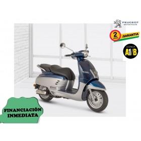 MOTO PEUGEOT DJANGO 50CC 2020 AZUL ORP