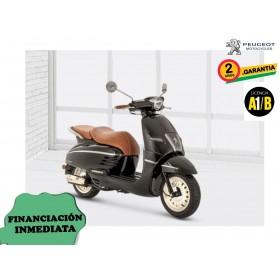 MOTO PEUGEOT DJANGO 50CC 2020 NEGRA ORP