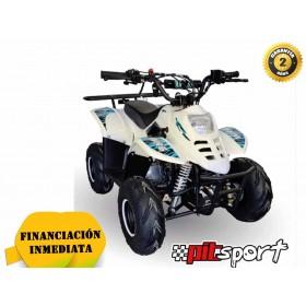IMR MINIQUAD WR6 110CC 1+R AZUL ORP