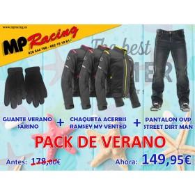 Pack de verano: pantalón +...