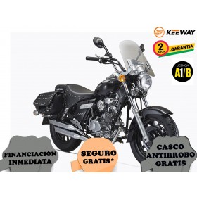 KEEWAY SUPERLIGHT 125 STANDARD E4 orp