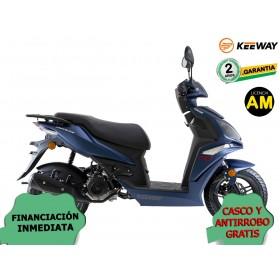 KEEWAY URBANBLADE 50CC - Azul