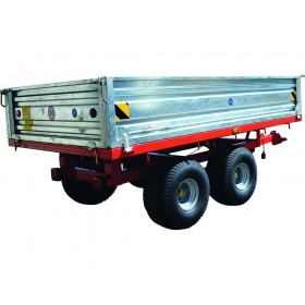 REMOLQUES BASCULANTES 2500 KG (4 ruedas) ES70610