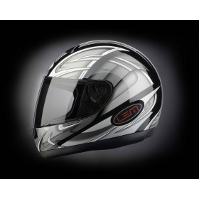 Casco Lem vision road...
