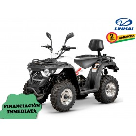 ATV LINHAI M150 2x4 - Blanco