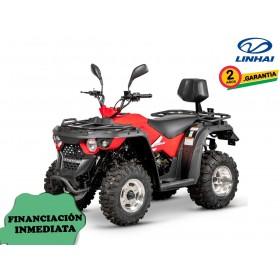 ATV LINHAI M150 2x4 - Rojo