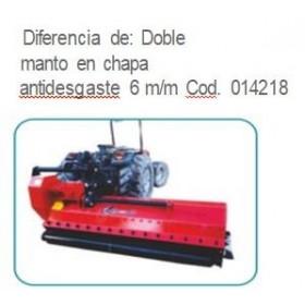 DIFERENCIA DOBLE MANTO EN ANTIDESGASTE TRDH-SD 014218