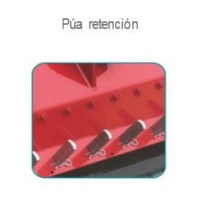 PÚAS DE RETENCIÓN TRDH SD 210