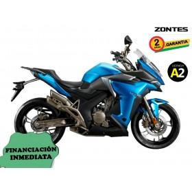 Moto Zontes X-310 - Azul