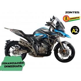 Moto Zontes T-310 - Azul