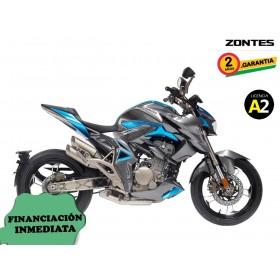 Moto Zontes R-310 - Azul