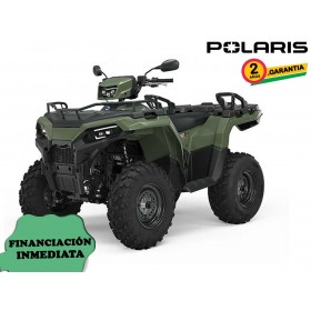 Quad Polaris Sportsman 570 VERDE ORP