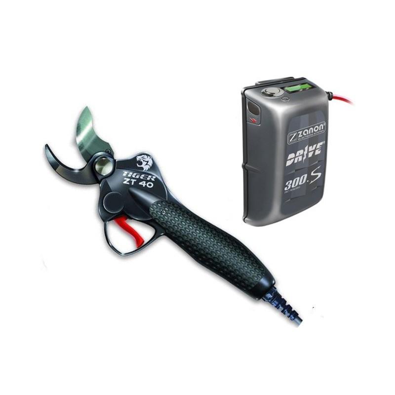 ZANON TIGER ZT-40 + batería DRIVE 300