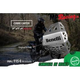 CUBRE CÁRTER PARA BENELLI TRK 502X