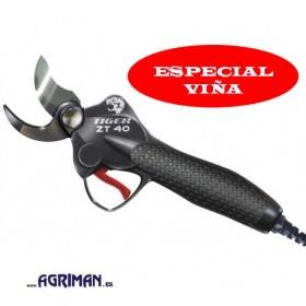 TIJERA ZANON TIGER ZT-40 ESPECIAL VIÑA (NO INCLUYE BATERÍA)