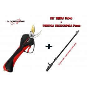 KIT TIJERA DE PODA F3010+PERTIGA TELESCOPICA 1.20m-1.90M F3010 ELECTROCOUP