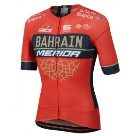 Maillot Bahrain Merida 2018...