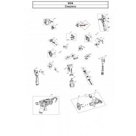 CABLE CIRCUITO PARA ATADORA KV4 (ref:KV4R01)