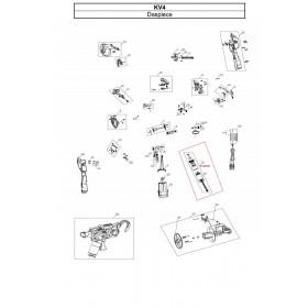 CONJUNTO MOTOR PARA ATADORA KV4 (ref:KV4R39)