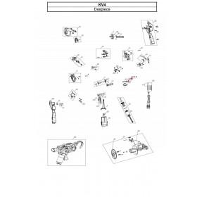 BIELA MECANISMO DE ARRASTRE PARA ATADORA KV4 (ref:KV4R36)
