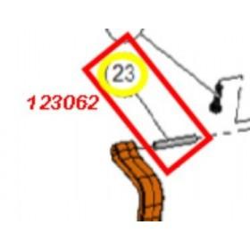 REJILLA CIL 3H8-22 INOX PRUNION PELLENC 123062