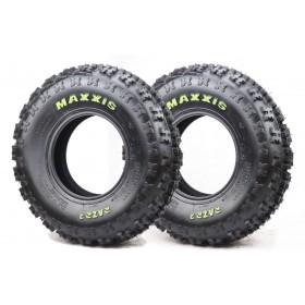 Pareja Neumáticos Quad...