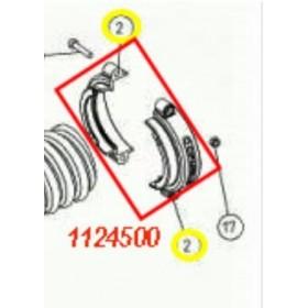 SEMI ABRAZADERA D 100 V 1200 CIFARELLI 1124500