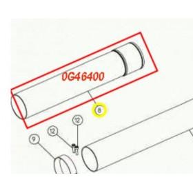 TUBO DE ENCHUFE/FINAL D. 76.5 ANILLO DE PREFORM V1200 CIFARELLI 0G46400