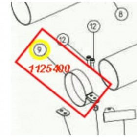 ABRAZADERA CPL V1200 CIFARELLI 1125400