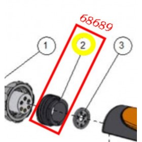 SOPORTE CONECTOR TREELION PELLENC 68689