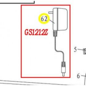 CARGADOR BATERIA WS18 KSP18D KURIL GS1212Z