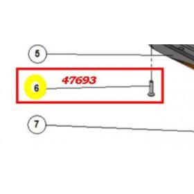 TORNILLO AVELLANADO (TORX) M3x12 LIXION PELLENC 47693