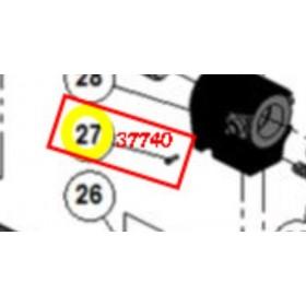 TORNILLO PLÁSTICO M2.2x6 LIXION PELLENC 37740