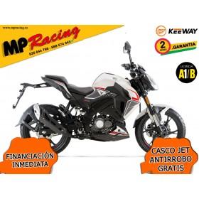 KEEWAY RKF 125 euro 5 - Blanco