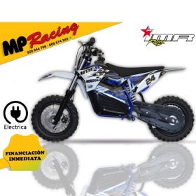 MINICROSS ELECTRICA IMR LITIO MX800E HUB 12/10 AZUL