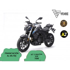VOGE 500 R EURO 5 - Gris