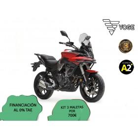 VOGE 500 DS EURO 5 - Rojo