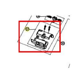 Conjunto tapas husillo KV500 (Ref KV500R38)