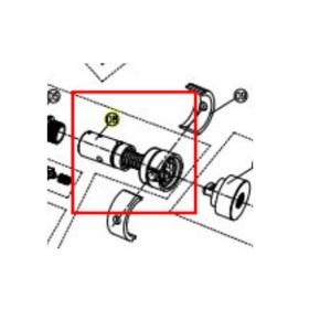 Conjunto eje y husillo KV500 (Ref KV500R39)