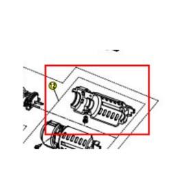 Conjunto tapa motor eléctrico KV500 (Ref KV500R42)