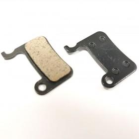 Pastillas de freno Zoom Xtech para patinete Xiaomi M365, Essential, 1S, Pro/2