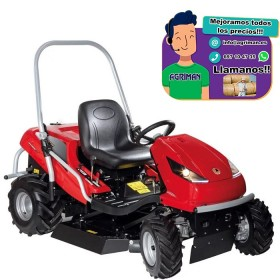 tractor desbrozadora oleo-mac apache 92evo