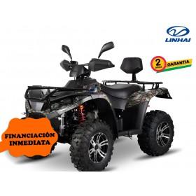 ATV LINHAI LH500 4x4 CAMO
